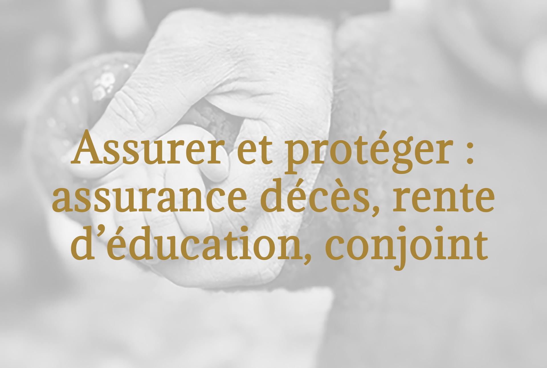 assurer protéger gestion de patrimoine montpellier