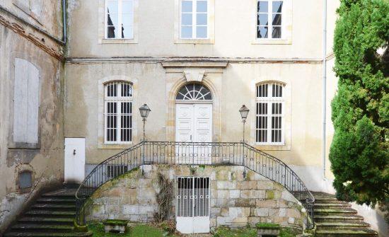 Hotel saint philip agen monuments historiques