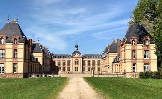 Monuments historiques chateau pontchartrain
